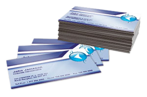 custom business card printing services