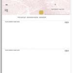 custom company cheques printing