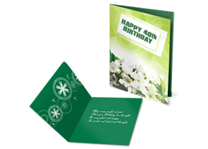 greeting card printing services and custom greeting cards
