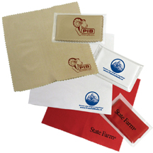 Custom Printed Microfiber Cloths and promotional microfiber cloths